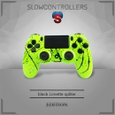 PS4 Controller black Limite splitter