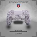 PS4 Controller White Dollar